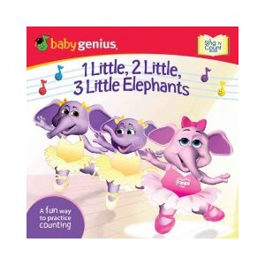 1 Little, 2 Little, 3 Little Elephants