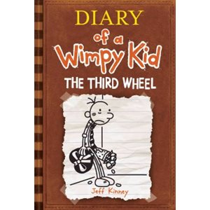 Diary of a Wimpy Kid # 7 The Third Wheel