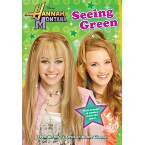 Seeing Green(Hannah Montana, Bk 8)