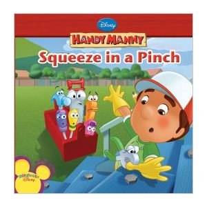 Squeeze in a Pinch (Handy Manny)