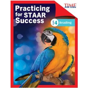 Practicing for STAAR Success: Reading Grade 4