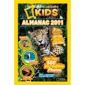 National Geographic Kids Almanac 2011