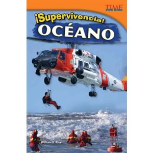 ¡Supervivencia! Océano (Survival! Ocean) (Spanish Version)