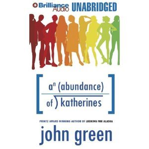 Abundance of Katherines, An MP3 CD