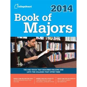 Book of Majors 2014: All-New Eighth Edition