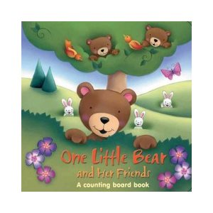 One Little Bear and Her Friends