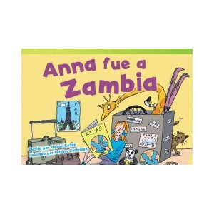 Anna fue a Zambia  /  Anna Goes to Zambia