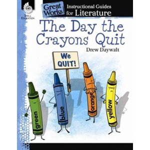 The Day the Crayons Quit Instructional Guide