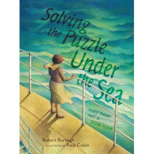 Solving the Puzzle Under the Sea Marie Tharp Maps the Ocean Floor