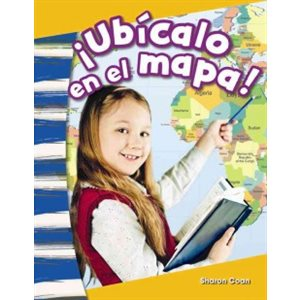 ¡Ubícalo en el mapa! (Map It!) (Spanish Version)