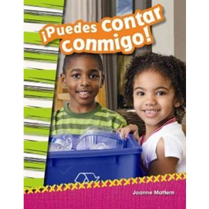 ¡Puedes contar conmigo! (You Can Count on Me!) (Spanish Version)