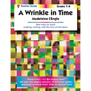 Wrinkle in Time Teacher Guide NU1181