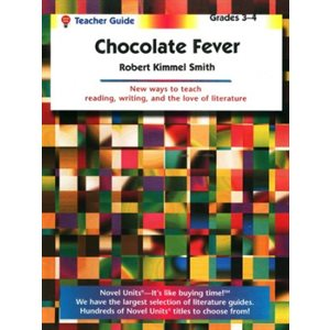 Chocolate Fever Teacher Guide NU1769
