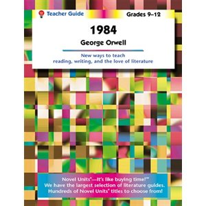 1984 Teacher Guide NU413X