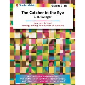 Catcher in the Rye Teacher Guide NU4490