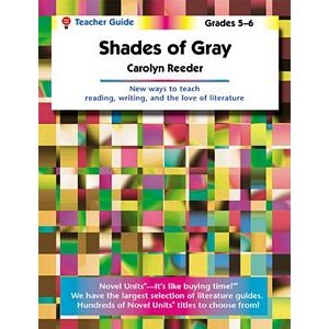 Shades of Gray Teacher Guide NU5926