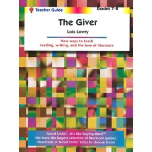 Giver: Teacher Guide NU6183