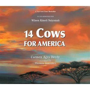 14 Cows for America (Common Core Exemplar)