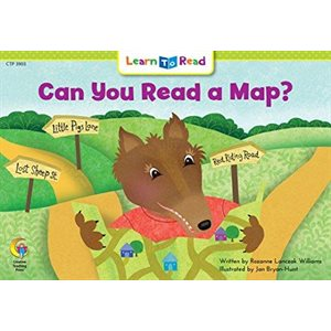 Can You Read A Map?
