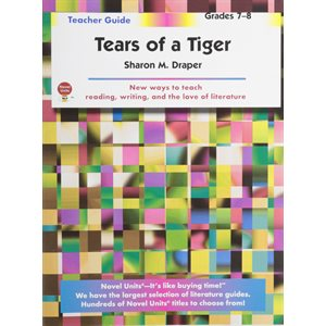 Tears of a Tiger Teacher Guide NU6709