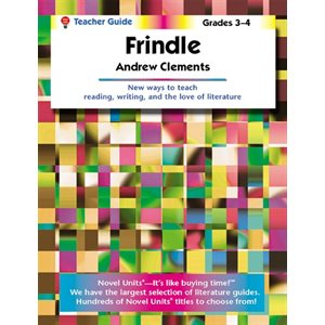 Frindle Teacher Guide NU7144