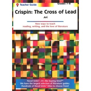 Crispin: The Cross of Lead Teacher Guide