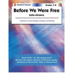 Before We Were Free Student Pack SP8280