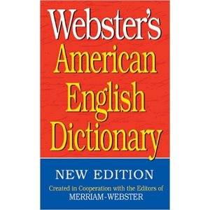 Webster's American English Dictionary (RIF 7-9)