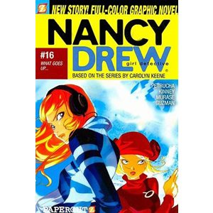 Nancy Drew #16 What Goes UP