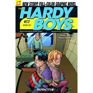 Hardy Boys #17 Word Up