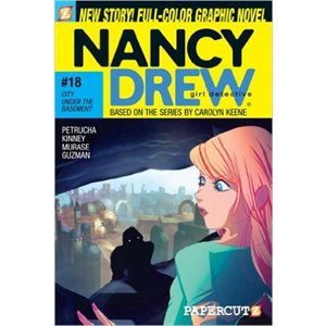 Nancy Drew #18 City Under the Basement