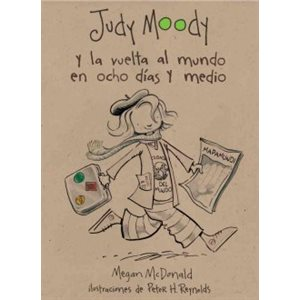 Judy Moody y la vuelta al mundo en ocho días y medio (Judy Moody Around The World In 8 1 / 2 Days)