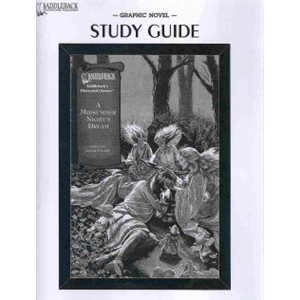 A Midsummer Night's Dream Study Guide (Graphic Shakespeare)