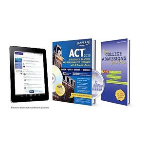 ACT Premier Bundle: Book + Online + DVD + Mobile