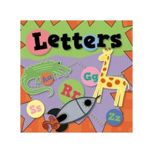 Letters (Illustrated Early Learning )