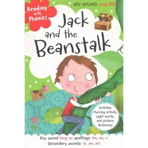 Phonics Readers Jack and the Beanstalk