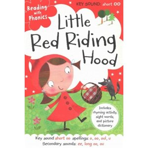 Phonics Readers Little Red Riding Hood