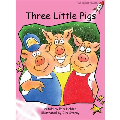 the three little pigs james sit still essay