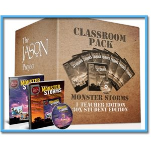 The JASON Project (STEM)Monster Storms - Classroom Pack