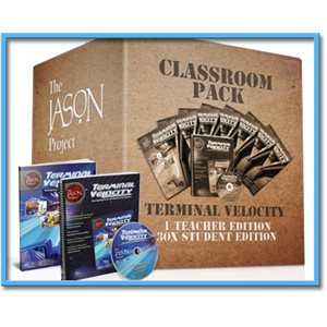 The JASON Project (STEM) Terminal Velocity - Classroom Pack