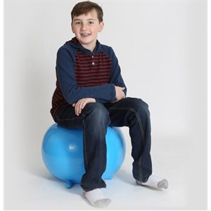 Chair Ball Blue 21""