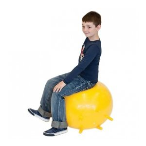 Chair Ball Yellow 25""