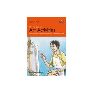 100+ Fun Ideas for Art Activities (eBook)