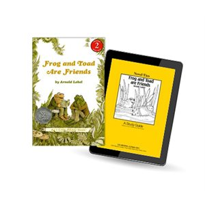 e-Teacher Collection: Frog and Toad are Friends (2 bk set)
