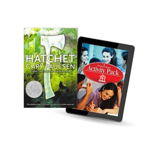 eTeacher Collection: Hatchet (3 bk set)