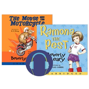 Audiobook Author Study: Beverly Cleary