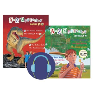 Audiobook Favorite Series: A to Z Mysteries