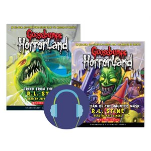 Audiobook Favorite Series: Goosebumps