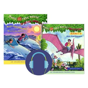 Audiobook Favorite Series: Magic Tree House