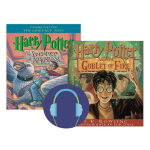 Audiobook Favorite Series: Harry Potter